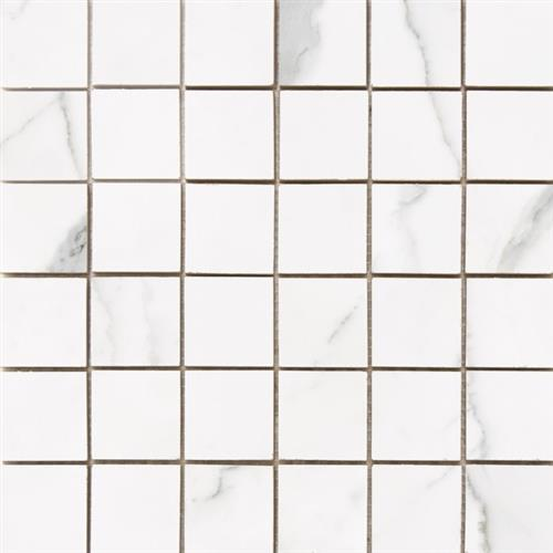 Statuario Statuario Glossy - Mosaic