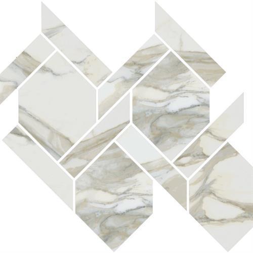 Stratus Oro Natural - Rope Mosaic