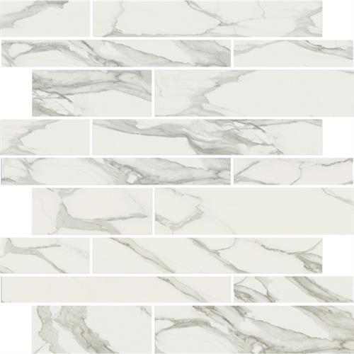 Stratus Grigio Polished - Muretto Mosaic