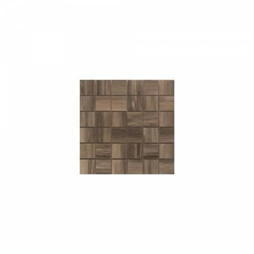Paint Stone in Brown Mosaic - Tile by Happy Floors