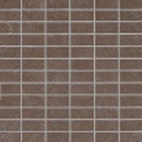 Living in Brown Mosaic - Tile by Happy Floors