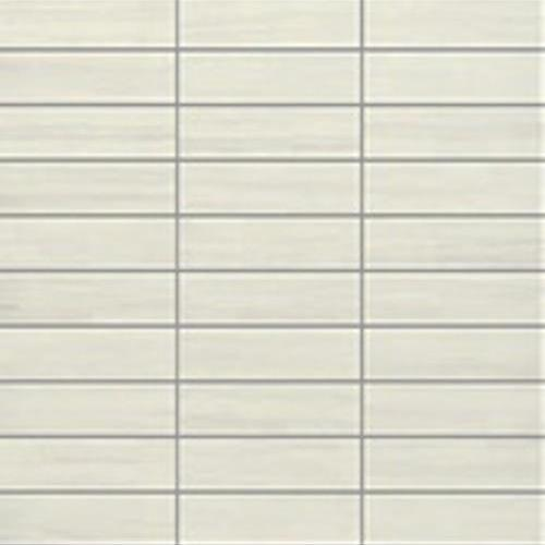 E Stone in White Mosaic - Tile by Happy Floors