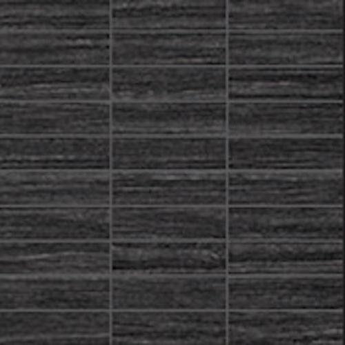 E Stone in Black Mosaic - Tile by Happy Floors