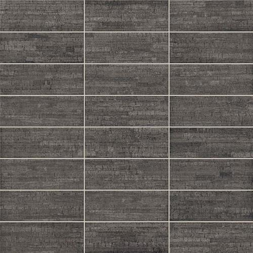 Swatch for Nero   Mosaic flooring product