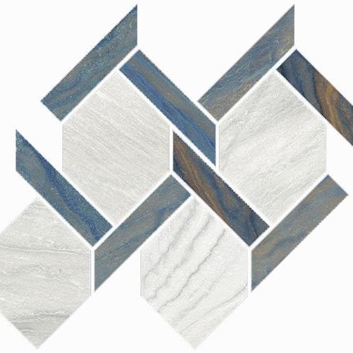 Macaubas Azul/Pearl Rope