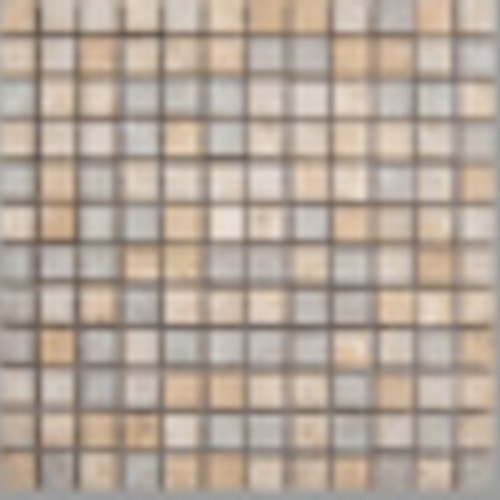 C Stone in Mosaic MIX   Sand, Reef, Pearl - Tile by Happy Floors