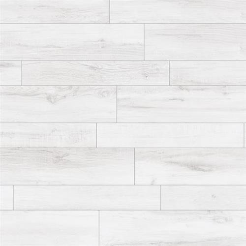 North Wind in White - Tile by Happy Floors