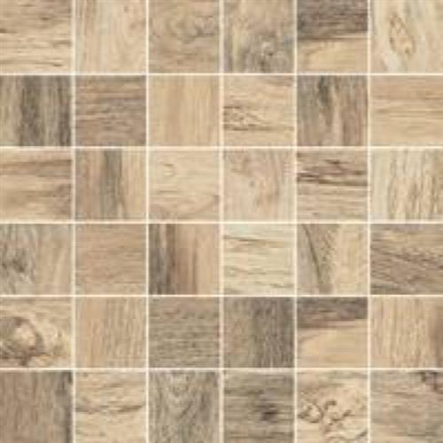 Swatch for Amber Natural   Mosaic flooring product