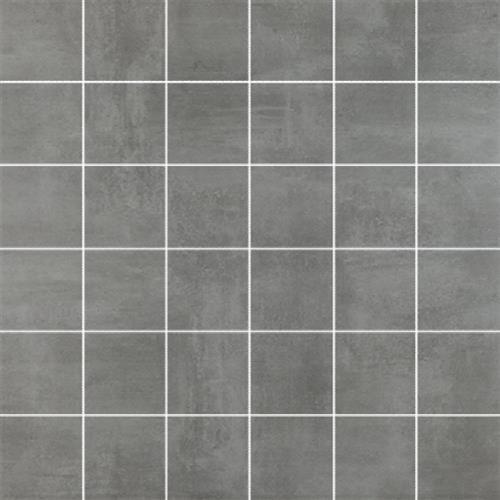 Swatch for Gris   Mosaic flooring product