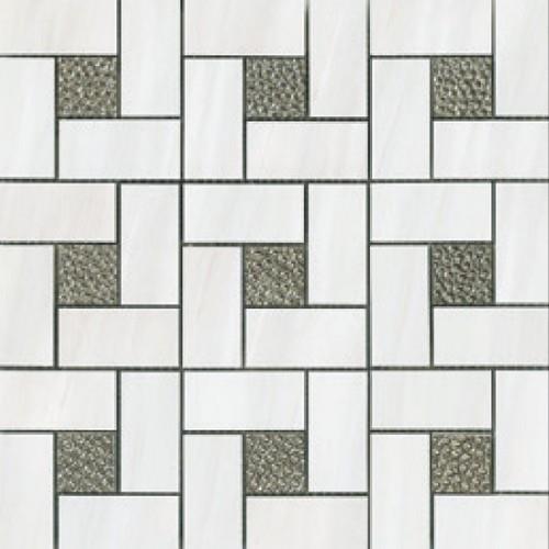 Dolomite White Pinwheel
