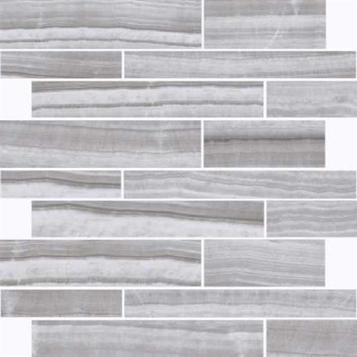 Onyx in Silver Natural   Muretto - Tile by Happy Floors