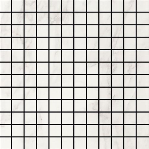 Crystal White - Mosaic