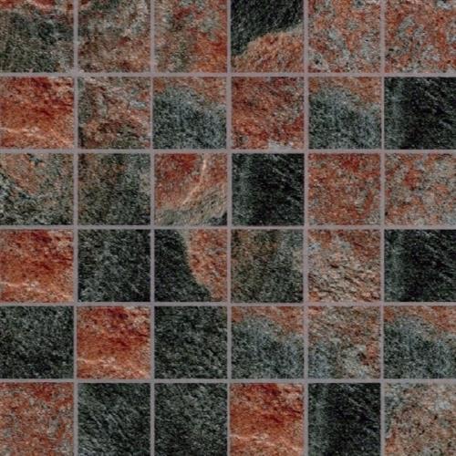 Phoenix Rainbow - Mosaic 2X2
