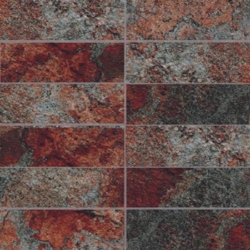 Phoenix Rainbow - Mosaic 2X6