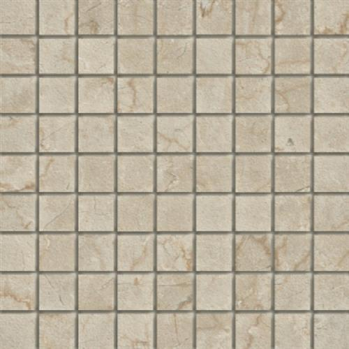 Marmi in Botticino  Mosaic 1.5x1.5 - Tile by Happy Floors