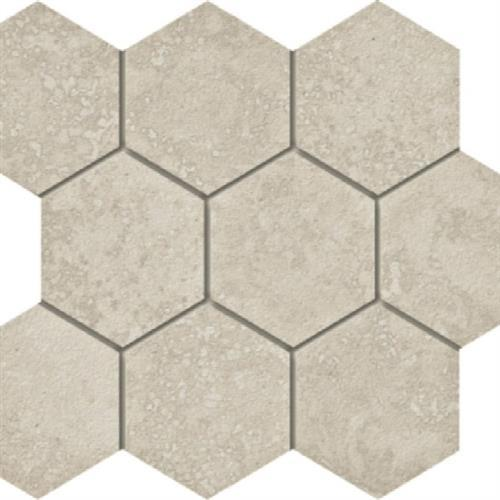 Marmi in Navona  Hexagon - Tile by Happy Floors