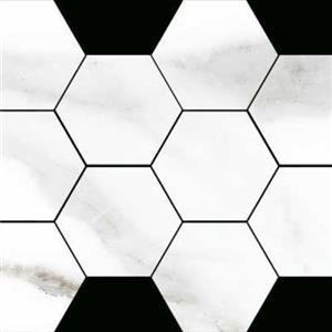 CeramicPorcelainTile Alsacia 7065-C Alsacia-Hexagon