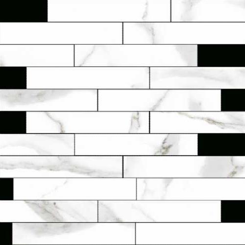 Swatch for Alsacia   Muretto Mosaic flooring product