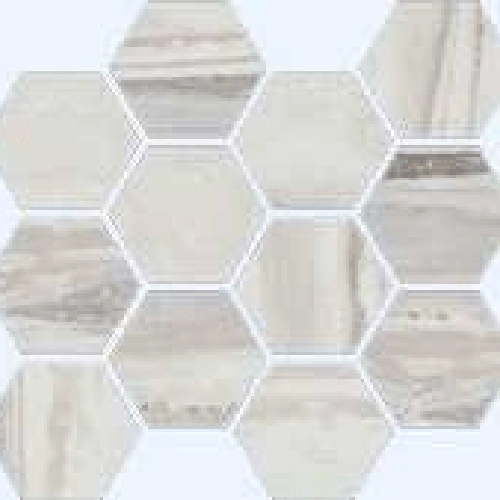 Exotic Stone Artic Polished - Hexagon