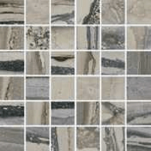 Exotic Stone Fossil Natural - Mosaic