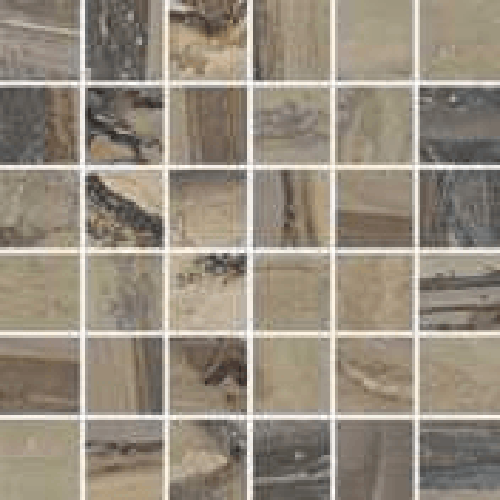 Exotic Stone Tundra Polished - Mosaic