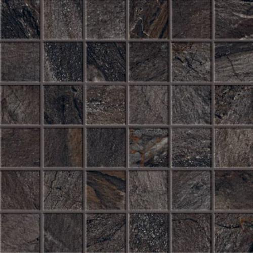 Utah in Slate Mosaic - Tile by Happy Floors