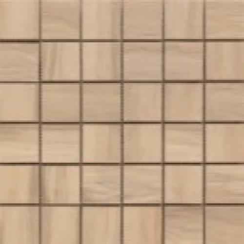 Paint Stone in Beige   Mosaic - Tile by Happy Floors