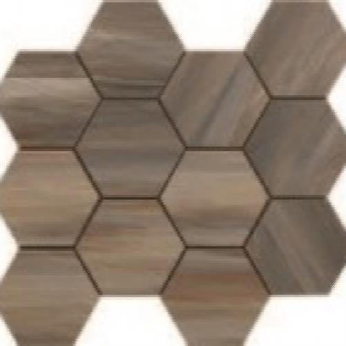 Paint Stone Forest - Hexagon