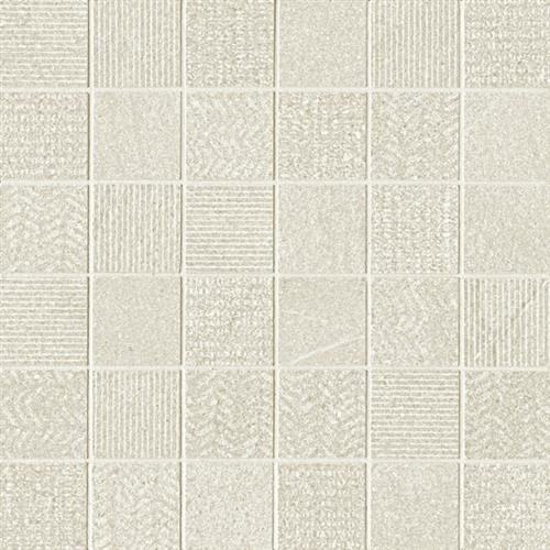 Nextone in White   MIX Mosaic - Tile by Happy Floors