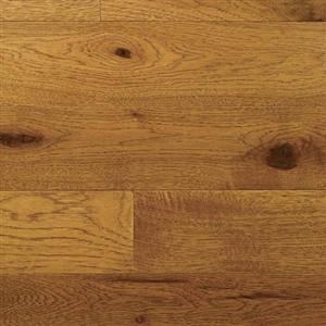 Hardwood CharacterCollectionPlank34Solid 7SAEP314HSAE HickorySaddle