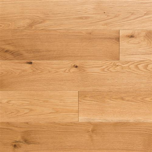 Classic Character Solid Natural White Oak