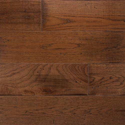 Wide Plank Hickory Saddle - 7