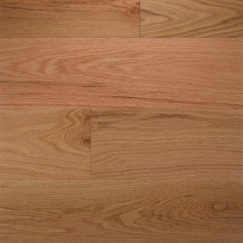 Wide Plank Natural Red Oak