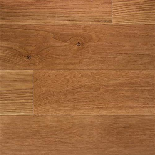 Wide Plank Natural White Oak