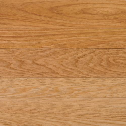 Color Collection Plank Natural Red Oak