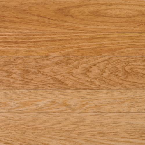 Natural Red Oak - 2.25