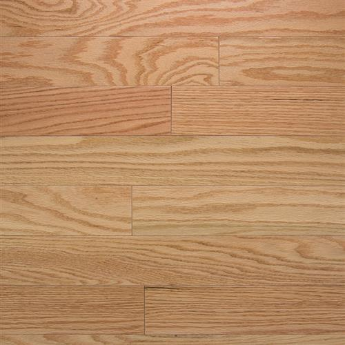 Natural Red Oak - 3.25