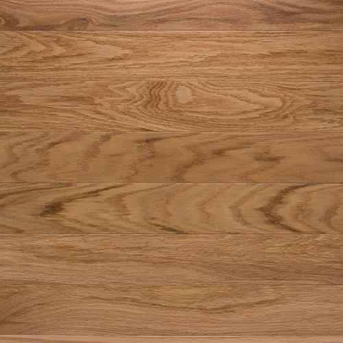 Classic Solid Natural Red Oak