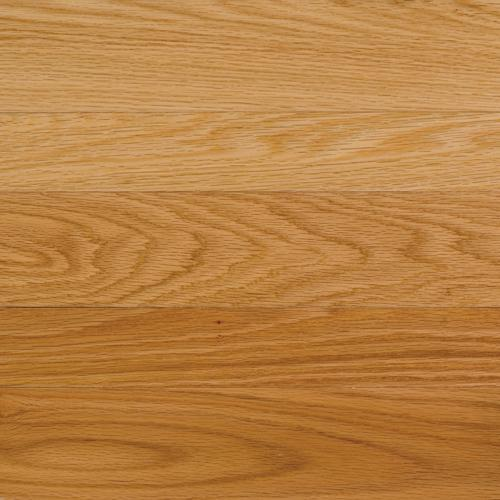 High Gloss Natural Red Oak