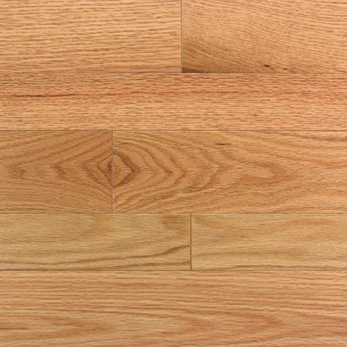 "Hardwood Home Style Collection 3/4"" (eased Edges & Ends) Natural Red Oak  main image"