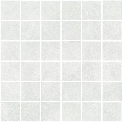 Milestone Silver - 12X12 Mosaic