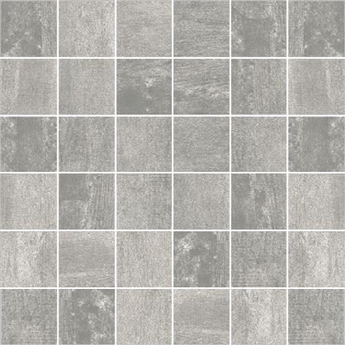 Blocks in Mosaic - Tile by Tesoro
