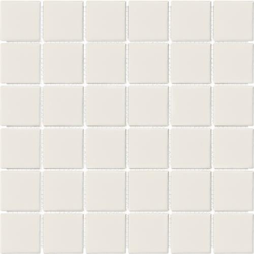 Soho Series Biscuit Matte 2X2 Mosaic