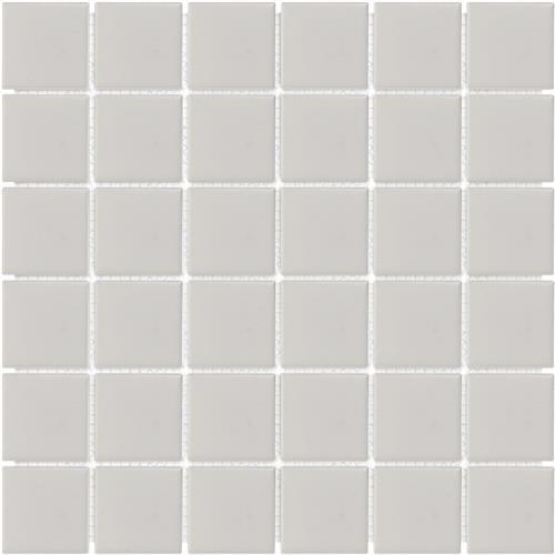 Soho Series Warm Gray Matte 2X2 Mosaic