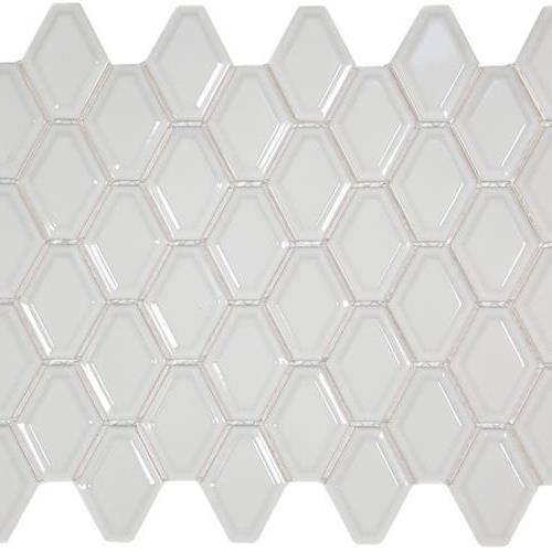 Soho Series Warm Gray Convex Mosaic