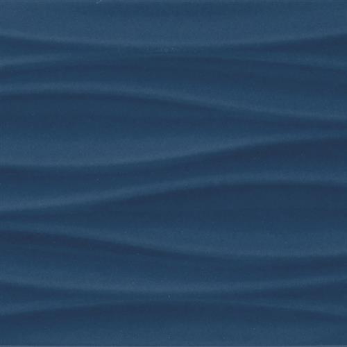 Krea in Deep Sea Ripple - Tile by Tesoro