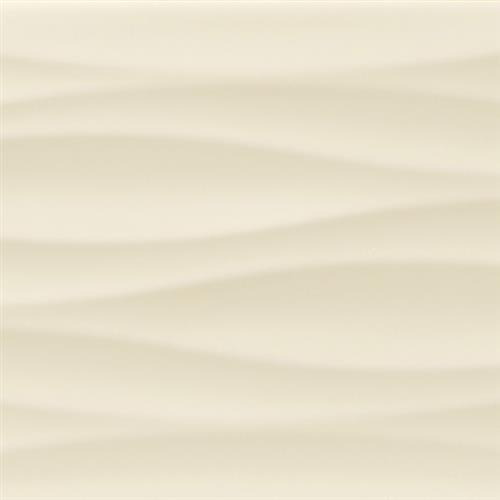 Krea in Vanilla Ripple - Tile by Tesoro