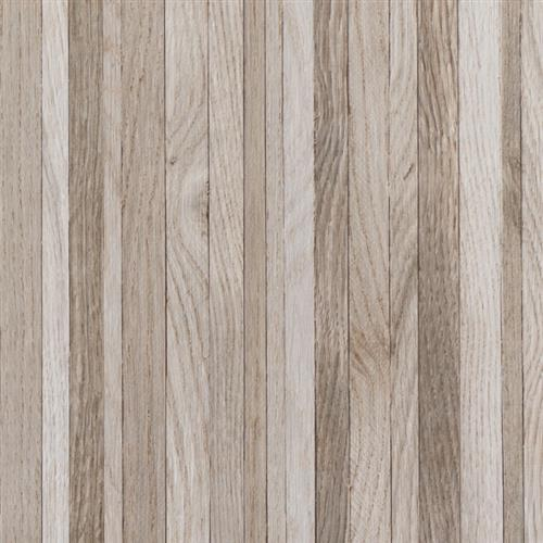 Wood Design in Nougat   19x19 - Tile by Tesoro