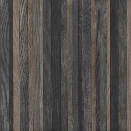 Wood Design in Smoke   19x19 - Tile by Tesoro