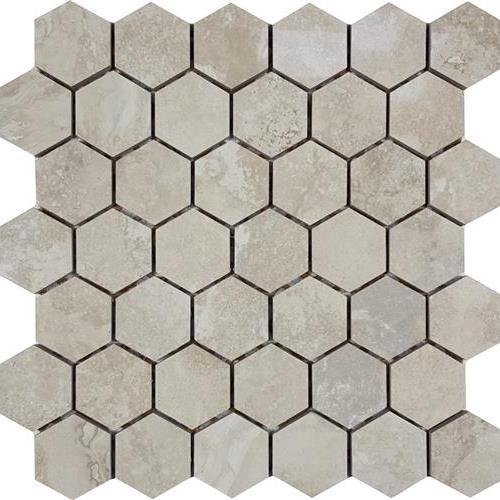 Progress Almond Hexagon